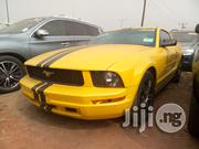 Ford Mustang V6 Deluxe Coupe 2006 Yellow | Cars for sale in Lagos State, Ikeja