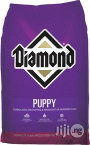 Diamond Premium Puppy Dog Food 18.14kg | Pet's Accessories for sale in Lagos State, Agege
