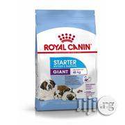 Royal Canin®Giant Starter Dry Dog Food 15kg | Pet's Accessories for sale in Lagos State, Agege