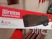 Havit Gaming Wireless Keyboard And Mouse HV-KB523   Computer Accessories  for sale in Lagos State, Ikeja