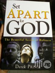 Set Apart for God | Books & Games for sale in Lagos State, Surulere