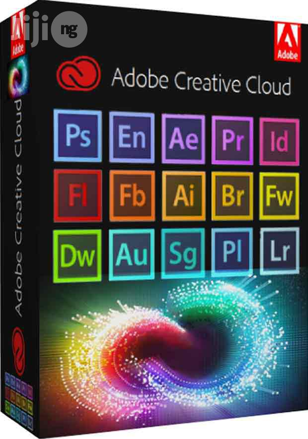 Adobe Photoshop Creative Cloud 2019