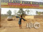 Plot Of Land At Holland Park Estate Moniya Ibadan | Land & Plots For Sale for sale in Oyo State, Akinyele
