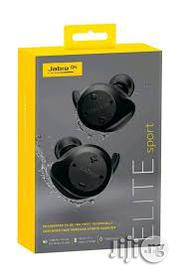 Jabra Elite Sport Wireless Bluetooth Earphone | Headphones for sale in Lagos State, Ikeja