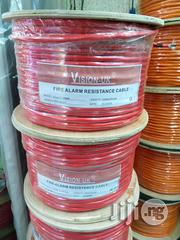 VISION-UK 1.5mm 2 Core Fire Alarm Cable | Safety Equipment for sale in Lagos State, Lagos Island