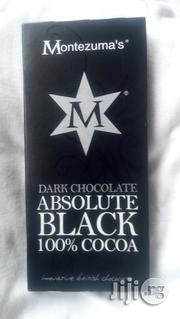 100% Dark Chocolate Absolute Black | Meals & Drinks for sale in Lagos State, Magodo