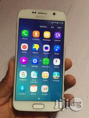 Samsung Galaxy S6 White 32 GB | Mobile Phones for sale in Lagos State, Ikeja