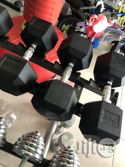 20kg Hex Dumbell (1,200 Per Kg) | Sports Equipment for sale in Lagos State, Lagos Mainland