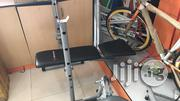Weight Lifting Bench With 50kg | Sports Equipment for sale in Abuja (FCT) State, Galadimawa