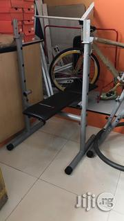 Weight Bench With 50kg | Sports Equipment for sale in Abuja (FCT) State, Wuse 2