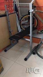 New Weight Bench With 50kg   Sports Equipment for sale in Lagos State, Lekki Phase 1