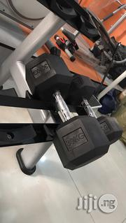 30KG Hexagon Dumbbell | Sports Equipment for sale in Lagos State, Ajah