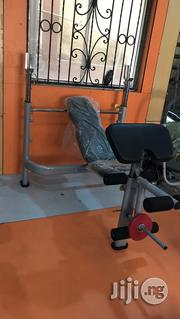Weight Bench With 100kg | Sports Equipment for sale in Abuja (FCT) State, Galadimawa