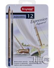 Royal Talens Bruynzeel Aquarel Water Color Pencil -12pcs - Multicolor | Stationery for sale in Lagos State, Lagos Mainland