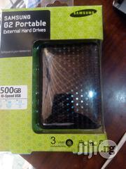 500gb Samsung External Hard Drive | Computer Hardware for sale in Lagos State, Ikeja