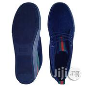 HZB Lace Up Sneakers - Blue | Shoes for sale in Abuja (FCT) State, Central Business District