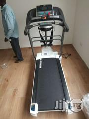 American Fitness Foldable Treadmill With Incline and Massager | Sports Equipment for sale in Abuja (FCT) State, Galadimawa