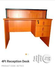 Brand New Imported Office Receptionist Desk | Furniture for sale in Lagos State