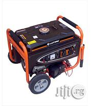 Lutian (Reduced Shipping Fee) 3.8KVA Generator With Key Starter LT3900 - Black | Electrical Equipments for sale in Delta State, Ughelli South