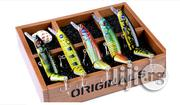 4pcs 14cm 2 Section Fishing Lure Bait | Camping Gear for sale in Lagos State, Lagos Island