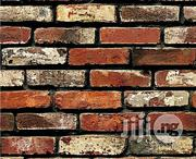 Generic 3D Wall Paper Brick Stone Rustic | Home Accessories for sale in Lagos State, Ibeju