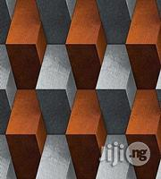 Generic 3d Wallpaper - Orange Wallpaper | Home Accessories for sale in Abuja (FCT) State, Central Business District