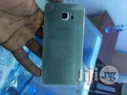 Uk Used Samsung Galaxy S6 Edge Plus Gold 64 GB | Mobile Phones for sale in Lagos State, Ikeja