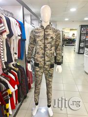 Top Quality Nike Camouflage Unisex Tracksuit | Clothing for sale in Lagos State, Magodo