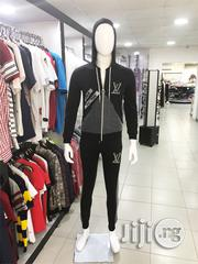 Top Quality Louis Vuitton Unisex Tracksuit | Clothing for sale in Lagos State, Victoria Island