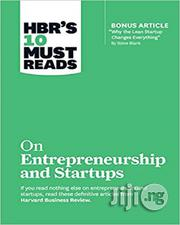 Hbr's 10 Must Reads On Entrepreneurship And Startups | Books & Games for sale in Lagos State, Oshodi-Isolo