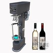Bottle Wine Cap Sealing Machine Metal | Manufacturing Equipment for sale in Abuja (FCT) State, Central Business District