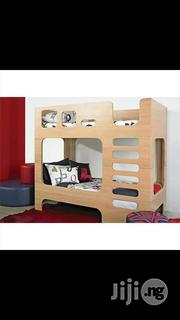 Wooden Buck Bed For Children   Children's Furniture for sale in Lagos State, Mushin