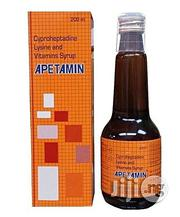 Apetamin Syrup For Blood, Wight Gain. | Vitamins & Supplements for sale in Lagos State, Surulere