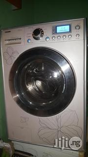 10 Kg LG Wash and Dry Machine With Warranty | Manufacturing Equipment for sale in Lagos State, Ikeja