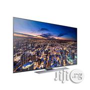 Samsung UHD 4K Flat Smart TV JU7000 85 Inches | TV & DVD Equipment for sale in Lagos State, Ikeja
