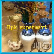 Pottery Flower Vase Art Work   Home Accessories for sale in Plateau State, Jos