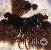 Bohemian Hair With Frontal | Hair Beauty for sale in Lagos State, Ikeja