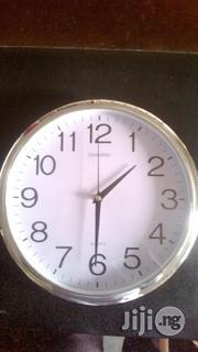 Cctv Camera Spy Clock | Security & Surveillance for sale in Rivers State, Port-Harcourt
