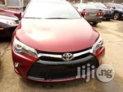 Toyota Camry 2017 Red | Cars for sale in Lagos State, Isolo