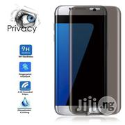 Privacy Anti-Spy Tempered Glass for Samsung Galaxy | Accessories for Mobile Phones & Tablets for sale in Lagos State, Ikeja