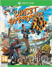 Sunset Overdrive - Xbox One | Video Game Consoles for sale in Lagos State, Surulere
