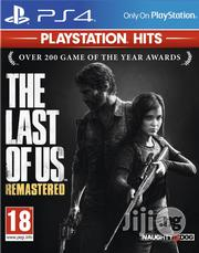 The Last Of Us Remastered - PS4 | Video Games for sale in Lagos State, Surulere