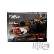 Tower Rotating Waffle Maker | Kitchen Appliances for sale in Lagos State, Lagos Mainland