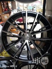 New 17inch Alloy Rims For Toyota And Lexus | Vehicle Parts & Accessories for sale in Lagos State, Surulere