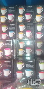 Gift Mug Multicolor With Cover | Kitchen & Dining for sale in Lagos State, Ikeja