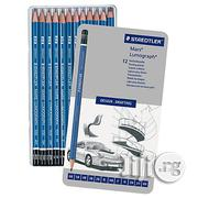 Staedler Lumograph Pencils Set Of 12 | Stationery for sale in Lagos State, Lagos Mainland