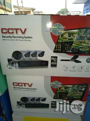 CCTV KIT 4 Channel With Remote View | Security & Surveillance for sale in Lagos State, Ajah
