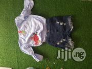 Top and Short for Girls | Children's Clothing for sale in Lagos State, Ikeja