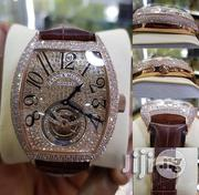 Exclusive Full Iced Frank Muller Wristwatch | Watches for sale in Lagos State, Lagos Island