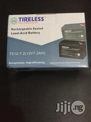Tireless Ups Battery 12 X 7 | Computer Hardware for sale in Lagos State, Ikeja